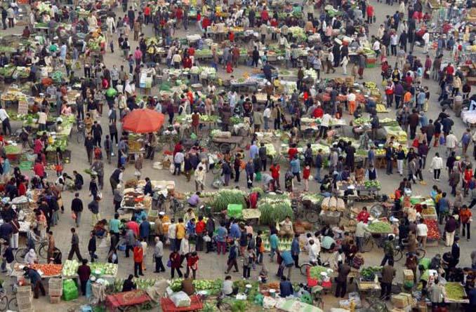 Φωτογραφίες δείχνουν πόσο απίστευτα πυκνοκατοικημένη είναι η Κίνα (15)