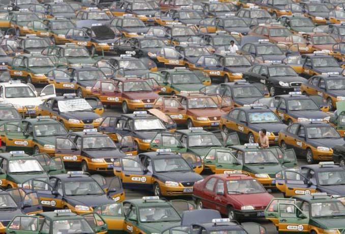Φωτογραφίες δείχνουν πόσο απίστευτα πυκνοκατοικημένη είναι η Κίνα (16)
