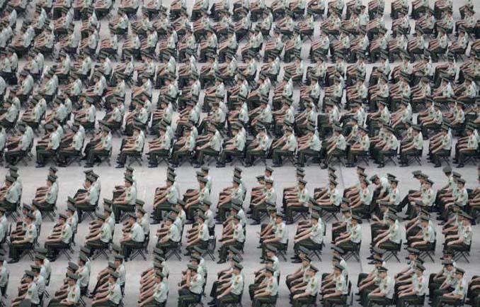 Φωτογραφίες δείχνουν πόσο απίστευτα πυκνοκατοικημένη είναι η Κίνα (17)