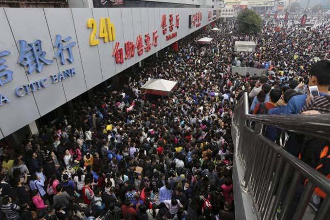 Φωτογραφίες δείχνουν πόσο απίστευτα πυκνοκατοικημένη είναι η Κίνα (18)