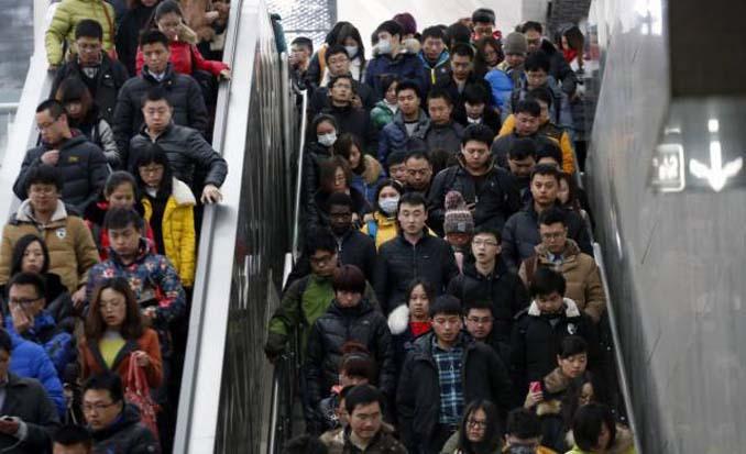 Φωτογραφίες δείχνουν πόσο απίστευτα πυκνοκατοικημένη είναι η Κίνα (20)