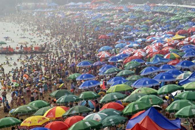 Φωτογραφίες δείχνουν πόσο απίστευτα πυκνοκατοικημένη είναι η Κίνα (22)