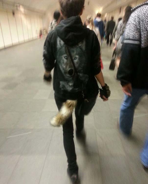 Ξεχωριστές εμφανίσεις στο Μετρό της Αγίας Πετρούπολης (7)