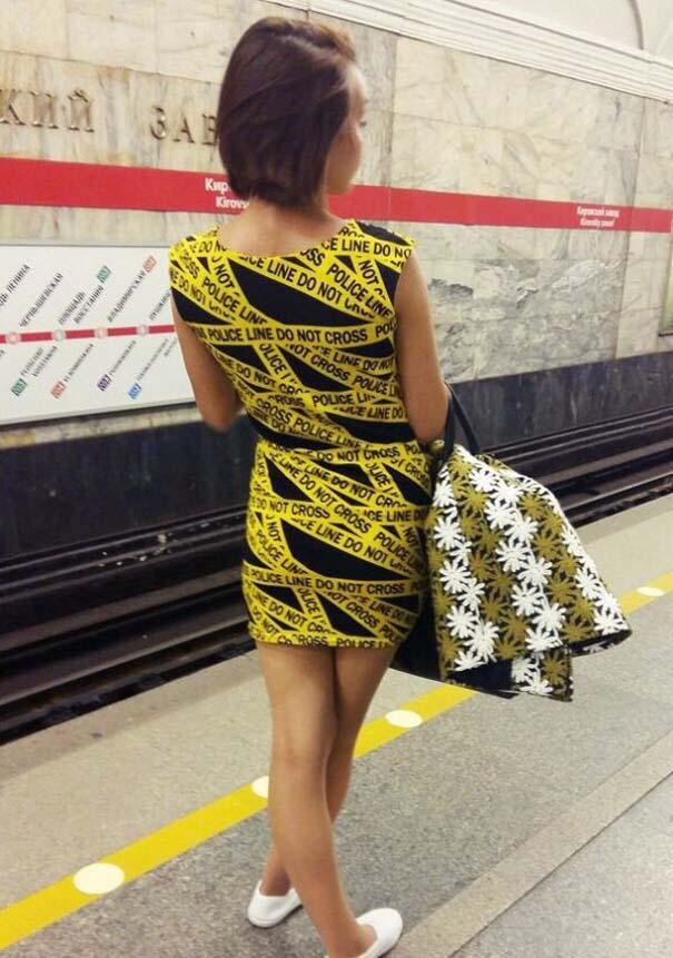 Ξεχωριστές εμφανίσεις στο Μετρό της Αγίας Πετρούπολης (16)