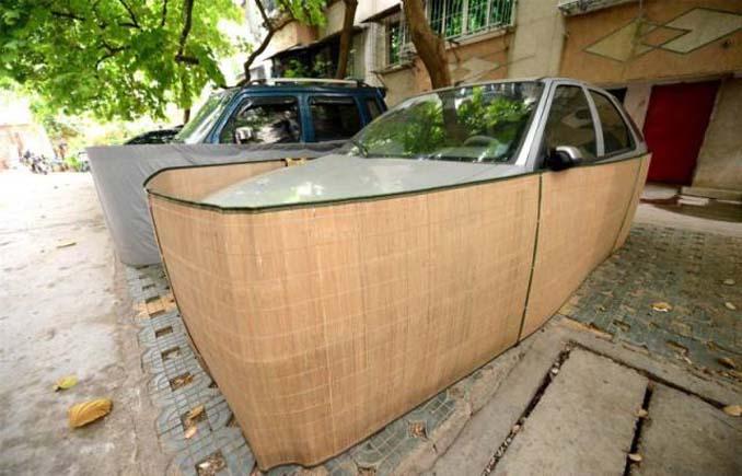 Μπορείτε να μαντέψετε σε τι χρησιμεύουν αυτές οι περιφράξεις αυτοκινήτων; (7)