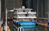 Το μεγαλύτερο ασανσέρ στον κόσμο μπορεί να σηκώσει πλοία βάρους 3.000 τόνων
