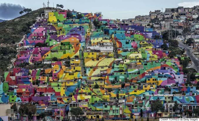Οι πιο πολύχρωμοι δρόμοι του κόσμου (7)