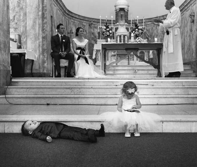 Παρανυφάκια που έκλεψαν την παράσταση σε γάμους (5)