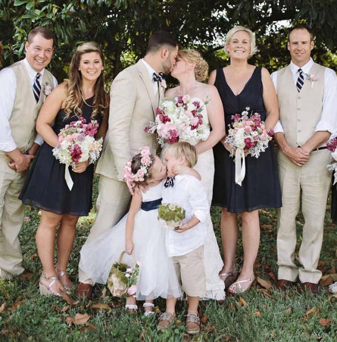 Παρανυφάκια που έκλεψαν την παράσταση σε γάμους (10)