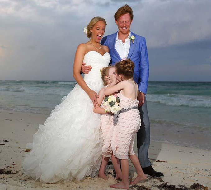 Παρανυφάκια που έκλεψαν την παράσταση σε γάμους (15)