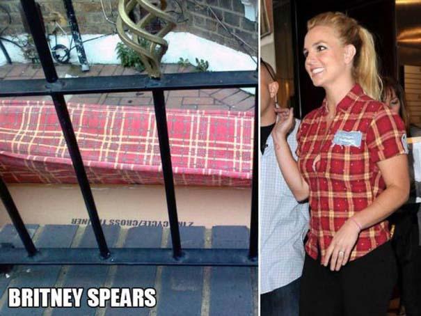 Ποιος το φόρεσε καλύτερα: Το στρώμα ή ο celebrity; (2)
