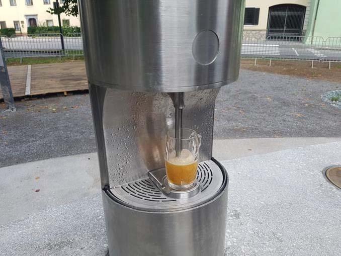 Το πρώτο συντριβάνι μπύρας στην Ευρώπη (4)