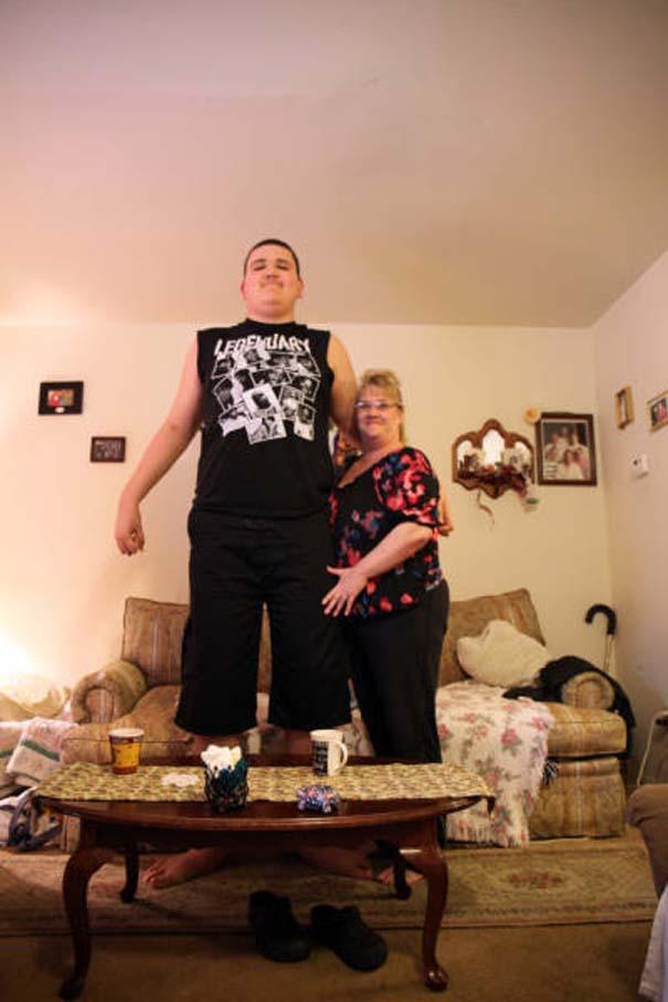 Ο ψηλότερος έφηβος του κόσμου (8)