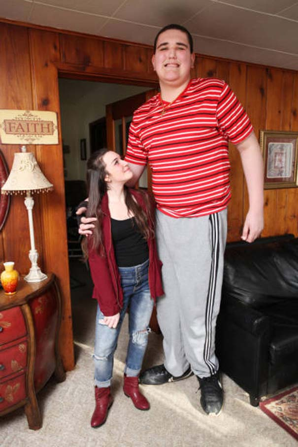 Ο ψηλότερος έφηβος του κόσμου (14)
