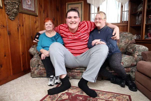Ο ψηλότερος έφηβος του κόσμου (16)