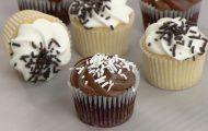 Πως γίνεται η μαζική παραγωγή cupcakes