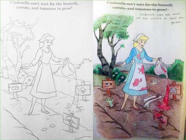 Σχέδια ζωγραφικής... στα χέρια ενηλίκων #4 (2)