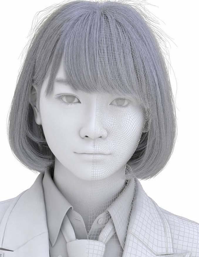 Τι το περίεργο έχει αυτό το κορίτσι από την Ιαπωνία; (2)