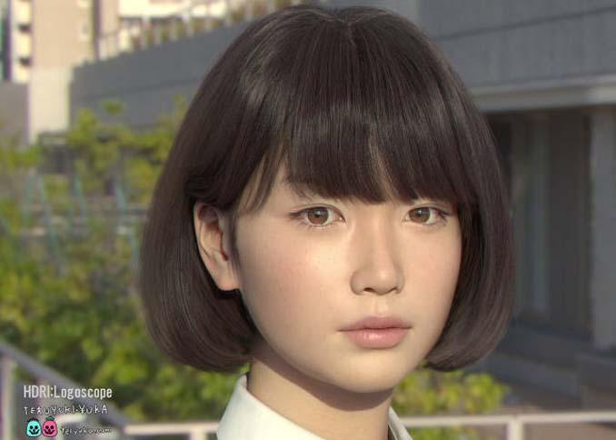 Τι το περίεργο έχει αυτό το κορίτσι από την Ιαπωνία; (3)