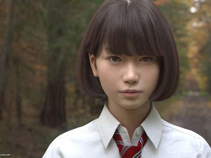 Τι το περίεργο έχει αυτό το κορίτσι από την Ιαπωνία; (4)