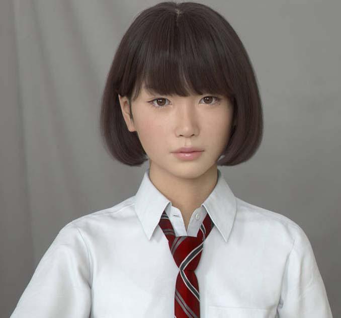 Τι το περίεργο έχει αυτό το κορίτσι από την Ιαπωνία; (5)