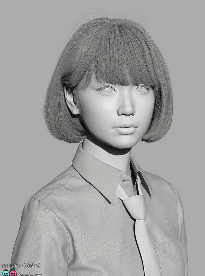 Τι το περίεργο έχει αυτό το κορίτσι από την Ιαπωνία; (6)