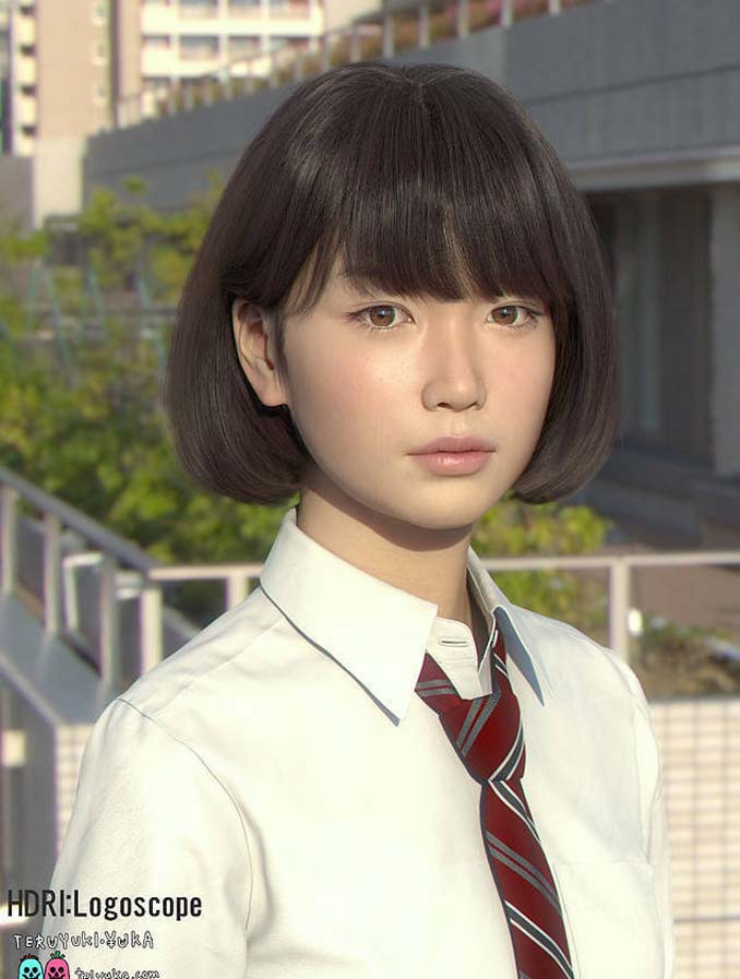 Τι το περίεργο έχει αυτό το κορίτσι από την Ιαπωνία; (7)