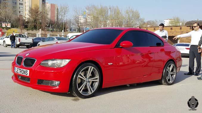 Τούρκοι μηχανικοί κατασκεύασαν ένα αληθινό BMW Transformer (4)