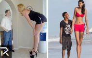 10 καθημερινοί άνθρωποι - πραγματικοί γίγαντες