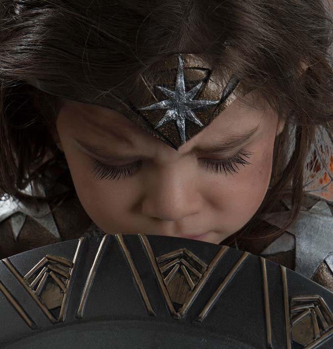 3χρονη Wonder Woman (5)