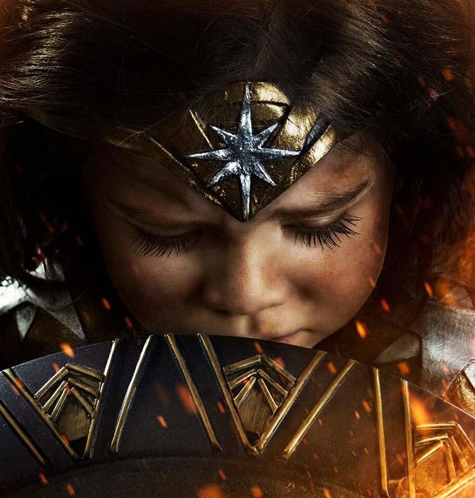 3χρονη Wonder Woman (6)
