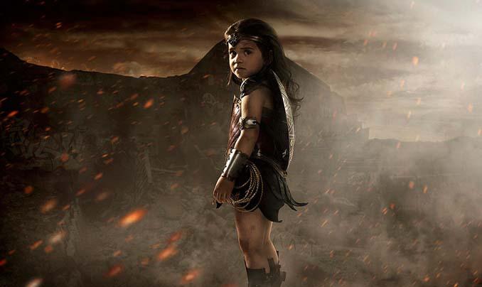 3χρονη Wonder Woman (8)