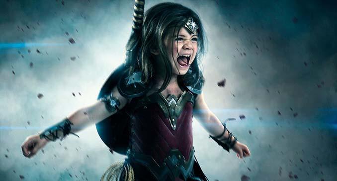 3χρονη Wonder Woman (14)