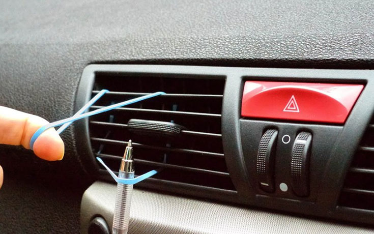 5 έξυπνα κόλπα για το αυτοκίνητο