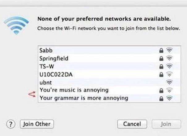 Αστεία και παράξενα ονόματα σε Wi-Fi #8 (10)