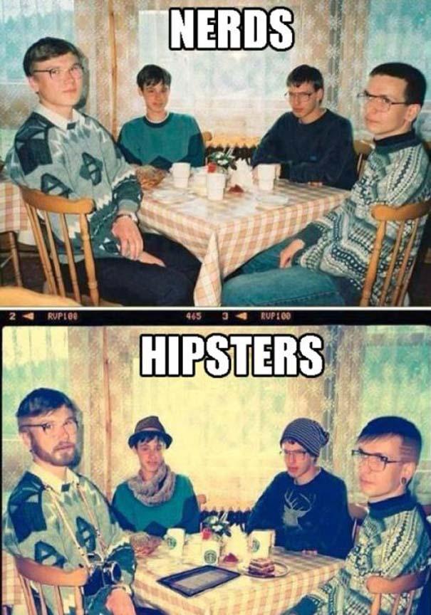 Αστείες συγκριτικές φωτογραφίες που περιέχουν μια δόση αλήθειας (4)