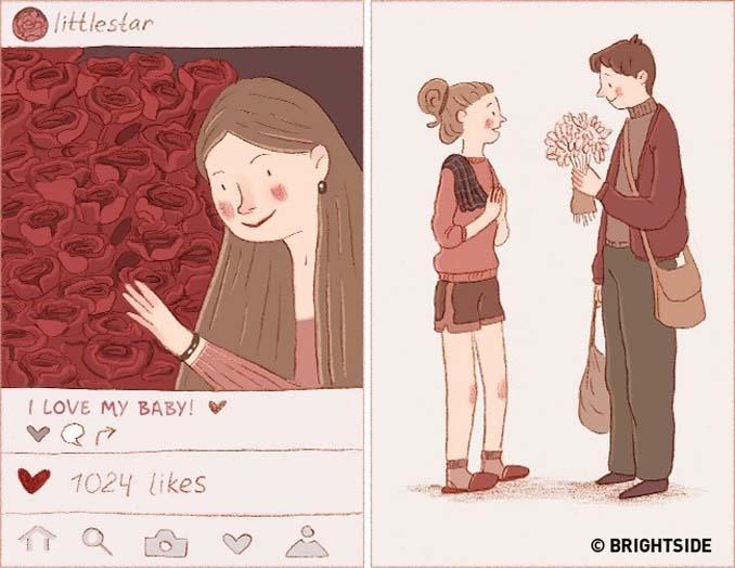 Οι διαφορές μεταξύ έρωτα και αληθινής αγάπης (3)