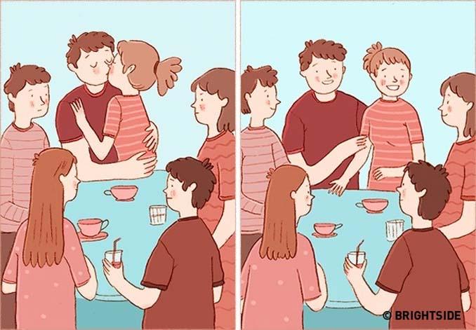 Οι διαφορές μεταξύ έρωτα και αληθινής αγάπης (4)