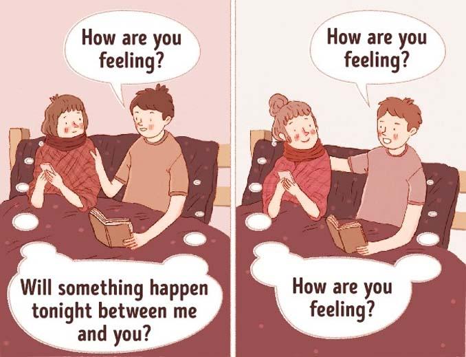 Οι διαφορές μεταξύ έρωτα και αληθινής αγάπης (13)