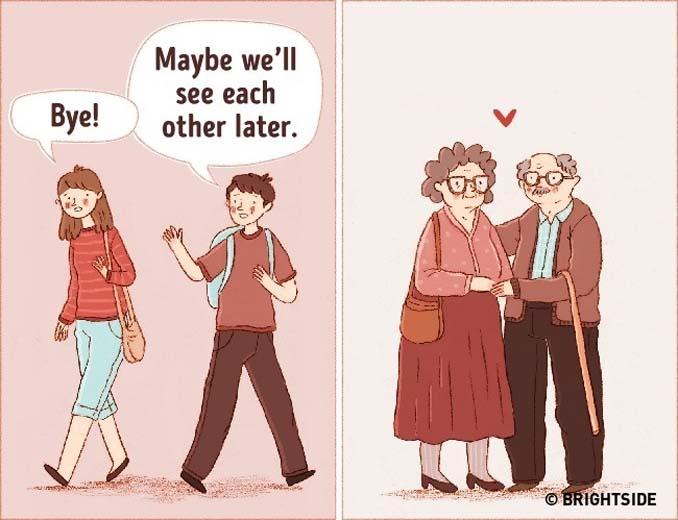 Οι διαφορές μεταξύ έρωτα και αληθινής αγάπης (15)