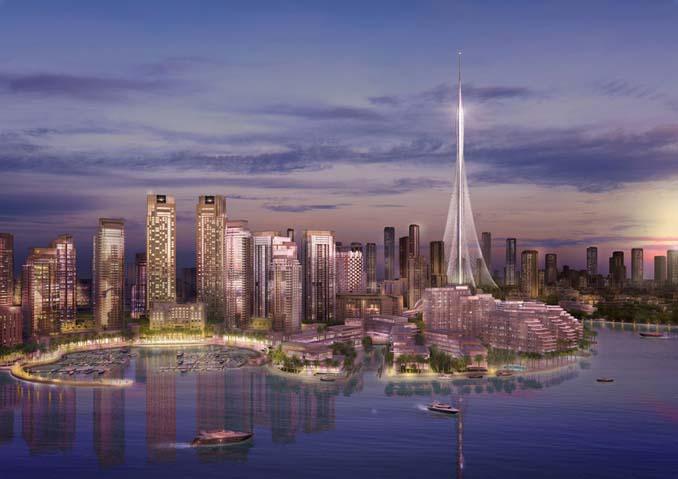Το Ντουμπάι ξεκίνησε την κατασκευή του νέου ψηλότερου κτηρίου στον κόσμο (1)