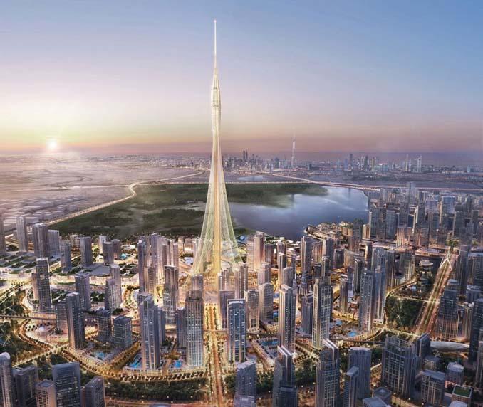 Το Ντουμπάι ξεκίνησε την κατασκευή του νέου ψηλότερου κτηρίου στον κόσμο (3)