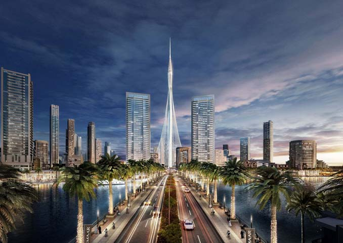 Το Ντουμπάι ξεκίνησε την κατασκευή του νέου ψηλότερου κτηρίου στον κόσμο (4)