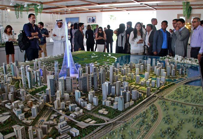 Το Ντουμπάι ξεκίνησε την κατασκευή του νέου ψηλότερου κτηρίου στον κόσμο (5)