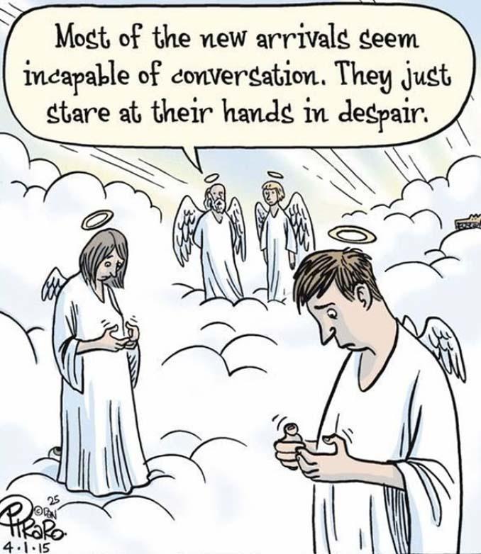 Εικόνες που δείχνουν πόσο έχουν επηρεάσει τα κινητά την ζωή μας (13)