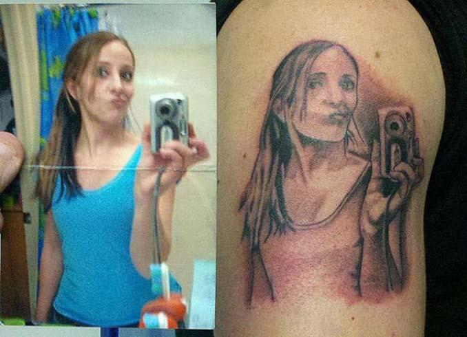 Εκκεντρικά ή αποτυχημένα τατουάζ που σε κάνουν να απορείς (1)