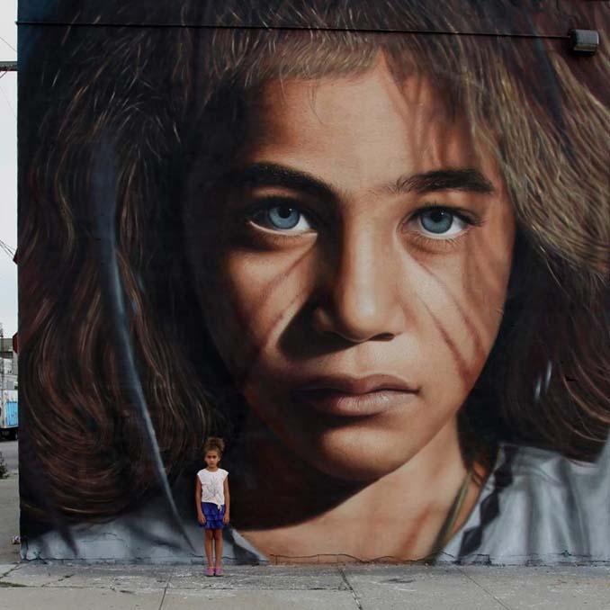 Εκπληκτικά έργα τέχνης του δρόμου που έχουμε δει τελευταία (2)