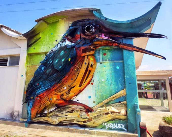Εκπληκτικά έργα τέχνης του δρόμου που έχουμε δει τελευταία (15)