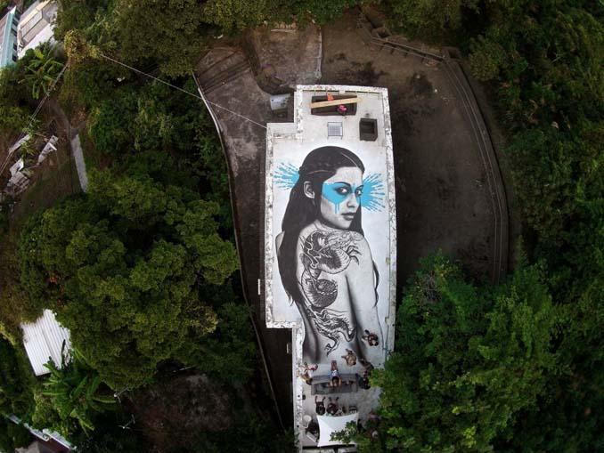 Εκπληκτικά έργα τέχνης του δρόμου που έχουμε δει τελευταία (17)
