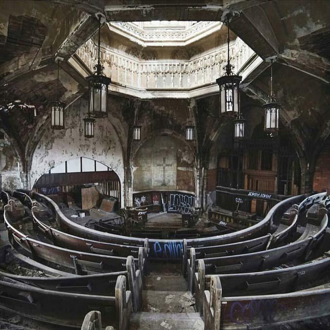 Εκπληκτικές φωτογραφίες από εγκαταλελειμμένα μέρη (2)